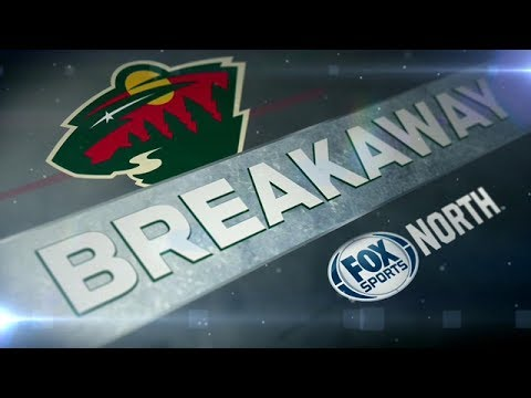 Wild Breakaway: Eriksson Ek shines vs. Ottawa