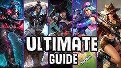 The ULTIMATE Caitlyn Guide
