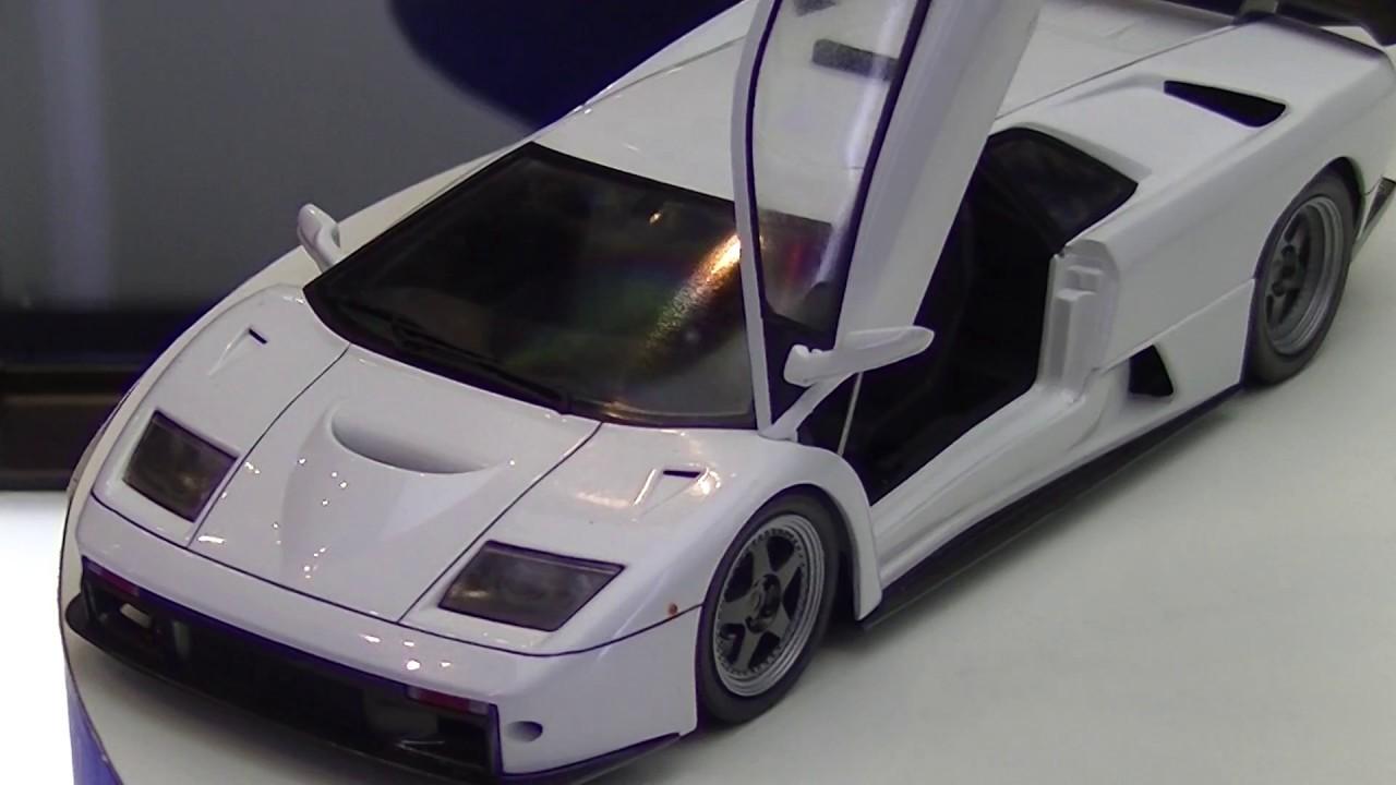 ランボルギーニ ディアブロgt(1 24 スーパーカーシリーズ):aoshima 1 24 Super Car No