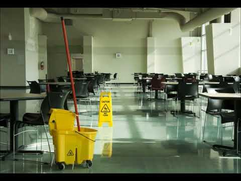 Building Cleaning Services - MGM Household Services