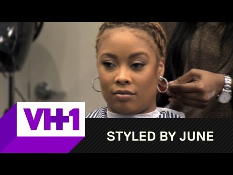 "Styled By June + Da Brat's Not Happy With ""Skinny Bitch"" + VH1"