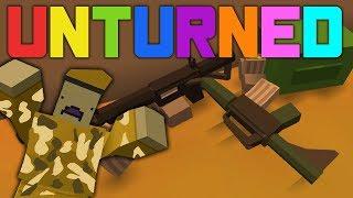 Ultimate Weapons Stash - Unturned: Buzz Island