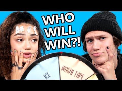Take The Tik Tok High School Trivia Challenge | VS W/ Chase Hudson & Avani Gregg