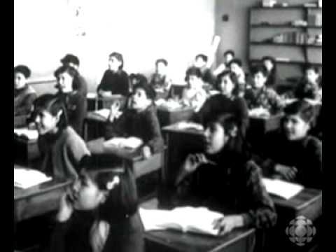 Canadian Residential School Propaganda Video 1955