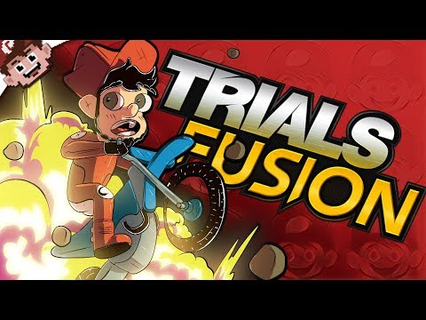 Welcome Back to Trials! | I HATE EVERYTHING :D (Trials Fusion)