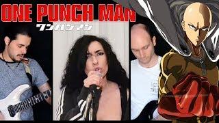 One Punch Man Opening - The Hero | Italian