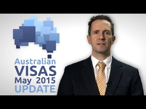 Australian Immigration News May 2015 - Lower English Requirements / Visa Cancellations and more!
