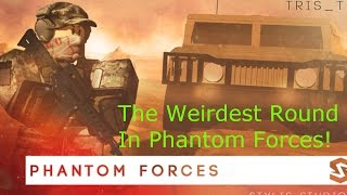DIE WEIRDEST RUNDE IN ROBLOX PHANTOM FORCES!?