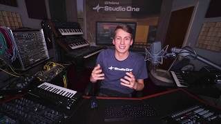 PreSonus Studio One Tutorials Ep. 9: Tracks and Channels