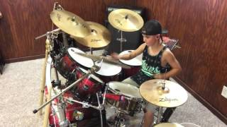 Avenged Sevenfold Unholy Confessions Drum Cover