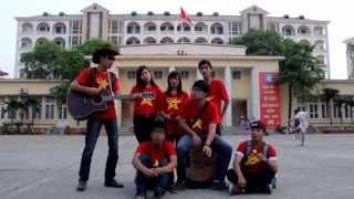 [HD 1080p] Lá Cờ - CLB Guitar ĐH Thương Mại (Acoustic Cover)