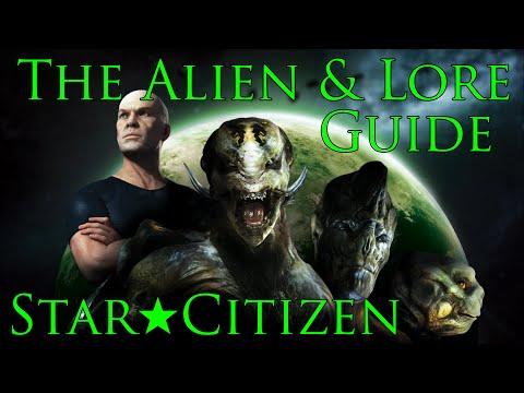 STAR CITIZEN ★ ALIENS & LORE - The Complete Guide