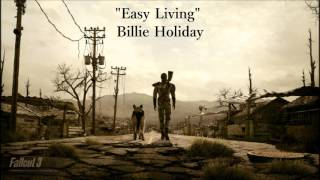 Fallout 3: GNR - Easy Living - Billie Holiday