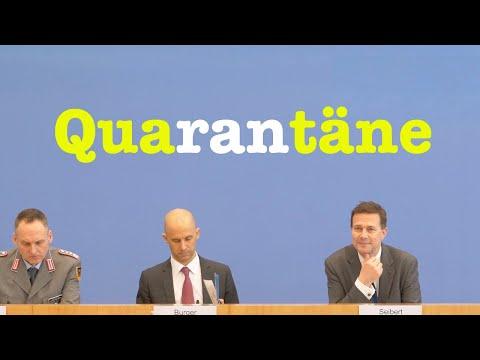 31. Januar 2020 - Bundespressekonferenz | RegPK
