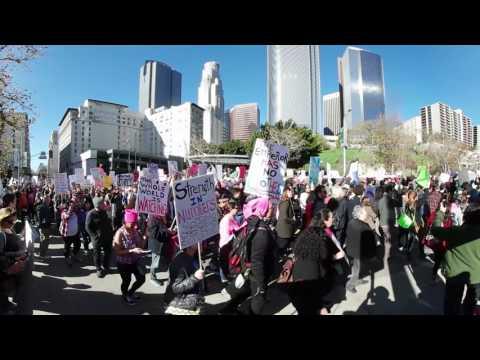 LA Womens March 1/21 #2