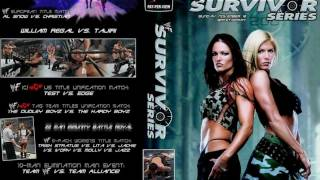 WWE Survivor Series 2001 Theme Song Full+HD