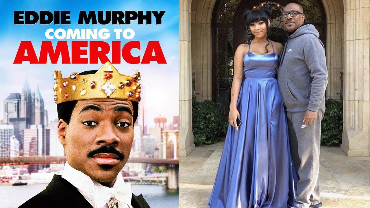 Eddie Murphy Talks Working With His Daughter Bella in 'Coming 2 America' [VIDEO]