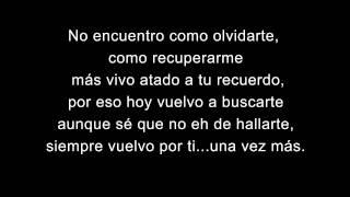 """VICTOR MANUELLE ft REIK """"UNA VEZ MAS"""" (letra/ balada)"""