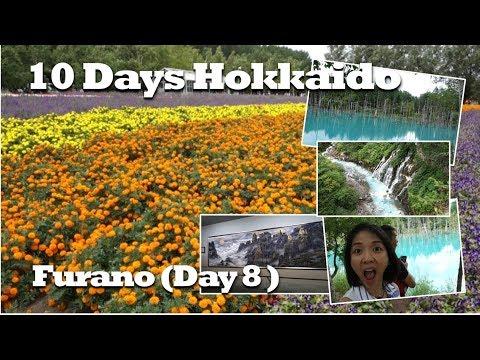 10 Days in Hokkaido | Furano | Day 8 | Kat L