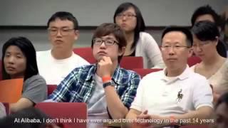 马云:想法与技术可以改变世界 Jack Ma Speech in Stanford University Graduate Business School - GSB