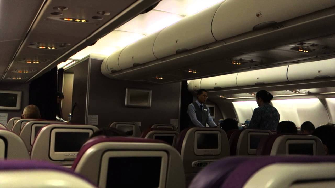Malaysia Airlines Klia To Sydney A330 300 Youtube