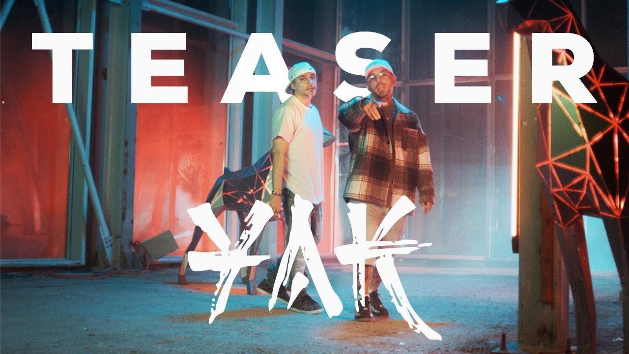 Tepki X Ceza - YAK (teaser 2)