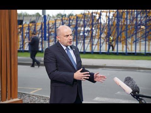 Statement by Estonian Defence Minister Jüri Luik