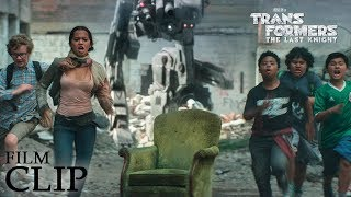 TRANSFORMERS: THE LAST KNIGHT | Canopy | Official Film Clip