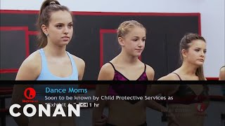 What Conan's Watching: Duck Dynasty, Dance Moms Edition