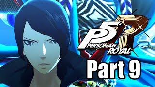Persona 5 Royal ENGLISH (2020) Gameplay Walkthrough Part 9 - Fox Joins the Team! [PS4 Pro]