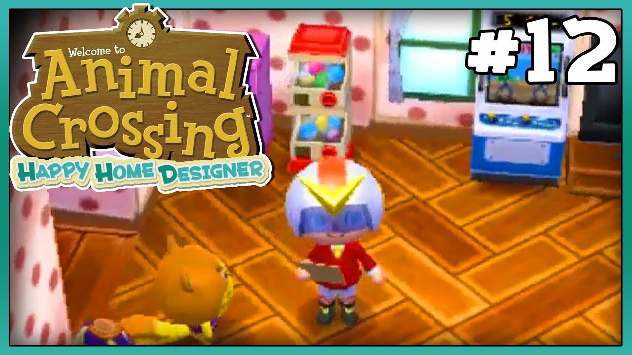 Animal crossing happy home designer part 12 gameplay - Animal crossing happy home designer cheats ...