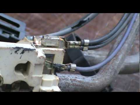 2010 f150 wiring diagram l7 crapped-out fuel pump removed from chevy van - youtube