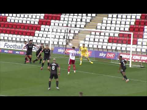 Stevenage Salford Goals And Highlights