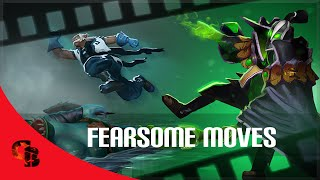 Dota 2: Store - Treasure Chest - Manual Of Fearsome Moves
