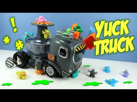 Fungus AmungUs The Yuck Truck Toys R Us Batch #1