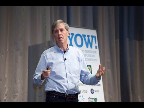 YOW! 2013 Jeff Hawkins - Computing Like the Brain: The Path to Machine Intelligence