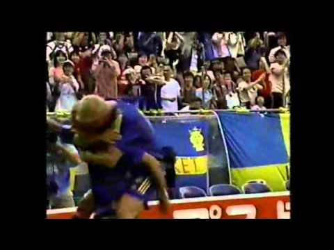 World Cup 2002 All Goals part 6 (group F)
