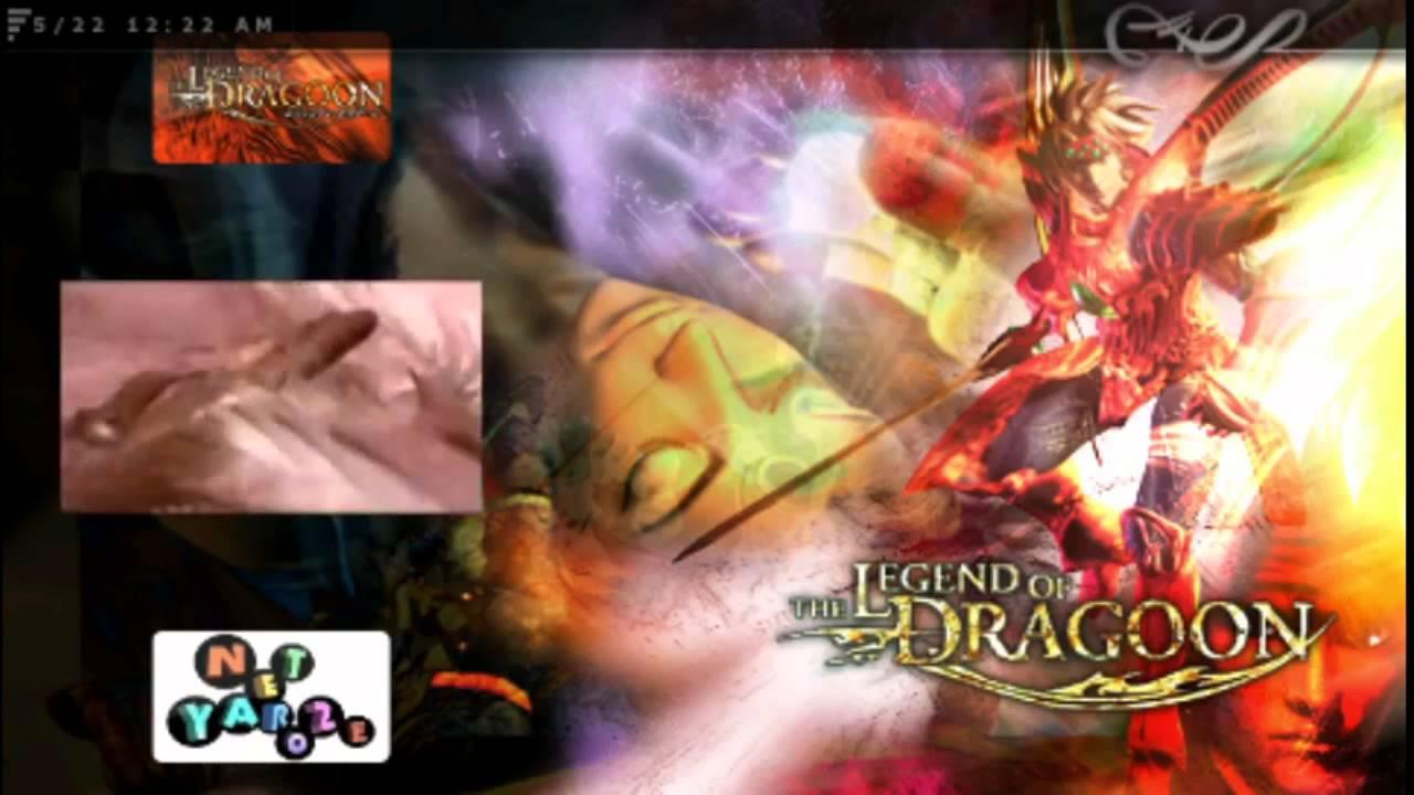 the legend of dragoon psp español mega