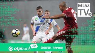 MTK Budapest - Kisvárda Master Good | 0-1 (0-1) | OTP Bank Liga | 7. forduló | 2018/2019