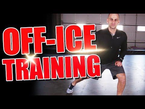 Improve Your Skating Mechanics: Off-Ice Training Tip & Drill