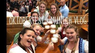 Germany & Oktoberfest Vlog