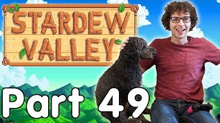 Stardew Valley - Meet Freddie! - Part 49