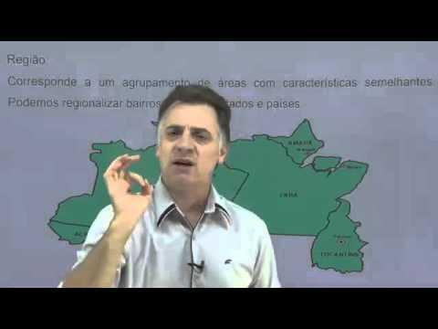 Geografia 13Divisão regional do Brasil