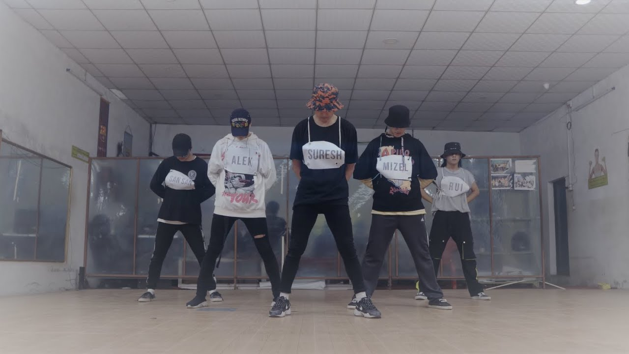 GO5 - RUNNIN | Dance Practice Video |
