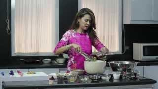 Chicken Salad With Argan Oil By Sherry Myrna