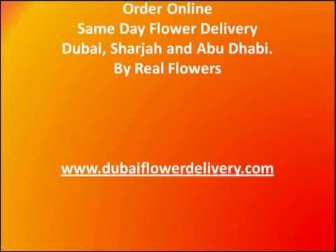 Most Reliable Local Flower Shop - Online in Dubai