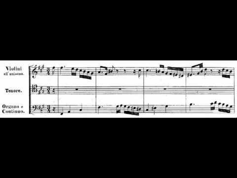 J.S. BACH ~ Magnificat: Fecit Potentiam - Deposuit BWV 243