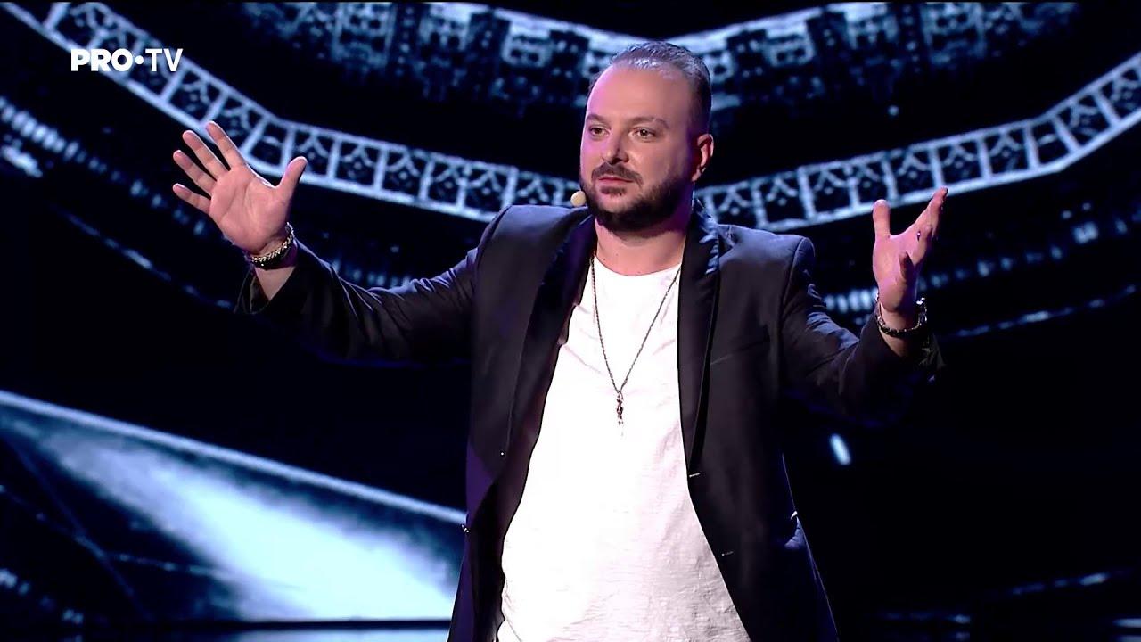 Românii au talent 2021: Semifinala 2 (prestație) – Simion R. Ștefan – magie