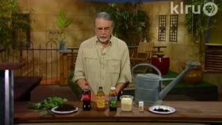John Dromgoole Homemade Fertilizers & Fungicides: Central Texas Gardener