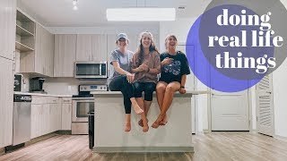 WE BOUGHT AN APARTMENT